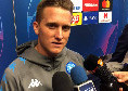"""Zielinski a CN24: """"Qualificazione? Noi vogliamo arrivare primi se c'è la possibilità, faremo di tutto per vincere il girone"""" [VIDEO]"""
