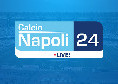 Calcio Napoli 24 TV, in corso aggiornamento del segnale sul 296: domani occorrerà risintonizzare i vostri dispositivi televisivi