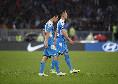 Infortuni Napoli, è allarme rosso: con Milik altri tre azzurri in forte dubbio per il Milan
