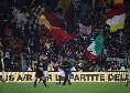 Cori contro Napoli, parzialmente accolto il ricorso della Roma: ammenda ridotta