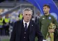 Cambio modulo, Tuttosport: ritorno al 4-3-3, Ancelotti ha già in mente la formazione titolare