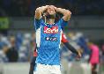Mertens vuole restare, Il Mattino: su di lui c'è anche la Juventus, oltre ad Inter e Roma
