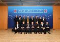 """Ancelotti su Twitter: """"Un onore partecipare all'Elite Coaches Forum della UEFA, bello parlare con altri colleghi"""""""