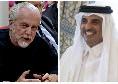 SSC Napoli in vendita? Daily Mail rivela: proposta della famiglia Al-Thani da 560 milioni a De Laurentiis!