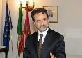 """Napoli, il Questore Giuliano: """"Non ce l'abbiamo con qualche frangia specifica del tifo al San Paolo. Sulle scorte ai calciatori..."""""""