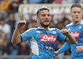 Mertens supera Maradona, Gazzetta: è blasfemo usare la calcolatrice per azzardare confronti così irriverenti, Diego resta unico