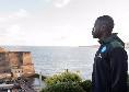 """Koulibaly spegne le polemiche: """"Napoli, qui sono nati i miei figli, io sono cresciuto e con la mia famiglia mi sento a casa"""""""