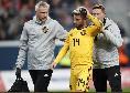 """Belgio, Martinez: """"Mertens pienamente recuperato"""". Stasera può giocare titolare"""