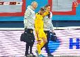 """Mertens tranquillizza i tifosi: """"Fortunatamente sto bene, martedì sarò di nuovo pronto!"""" [FOTO]"""