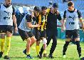 Penarol, l'ex Napoli Gargano si è di nuovo rotto il ginocchio! Potrebbe chiudere con il calcio giocato [FOTO]