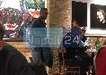 """Serata di relax dopo gli impegni con la Serbia, cena da """"Concettina ai tre santi"""" per Maksimovic [FOTO CN24]"""
