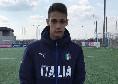 Italia Under 17, prima chiamata per l'attaccante Umile del Napoli