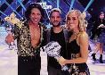 """Il ballerino La Rocca incontra Mertens: """"Mi ha invitato al San Paolo, è molto simpatico"""""""