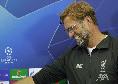 """Liverpool, Klopp: """"Felice di tornare, incredibile quanto mi sia mancato il calcio!"""""""