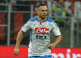 CdM - Gattuso recupera Maksimovic per Napoli-Juventus, Hysaj verso la panchina
