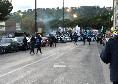 Napoli-Parma, i tifosi della Curva B non ci saranno ma non rinunciano a sostenere la squadra nel pre-partita