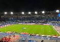 Napoli-Parma, biglietti in vendita da domani alle 12: curve a 14 euro