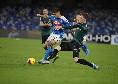 Da Bologna - Skov Olsen fa impazzire prima Ghoulam e poi Hysaj, da discutere un gol annullato ai rossoblu