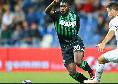 """Sassuolo, Boga: """"Presto per parlare di un mio addio: devo fare prima una buona stagione con gol ed assist"""""""