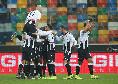 """Udinese, Stryger Larsen: """"Napoli squadra di grandissima qualità, abbiamo giocato col cuore!"""""""