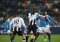 """Udinese, Okaka: """"Rigore su Lasagna? Secondo me c'era, ho chiesto all'arbitro di andarlo a rivedere"""""""
