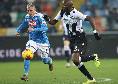 """Udinese, Fofana: """"Contatto su Lasagna? Secondo me era rigore! Volevamo fare una grande prestazione e siamo contenti di esserci riusciti"""""""
