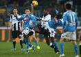 Udinese-Napoli dalla A alla Z: gli schemi sui corner, tenerezza Lozano, paga Insigne e <i>Ciaone</i> Policano!