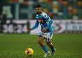 Udinese-Napoli, la reazione di Insigne nello spogliatoio alla notizia della sostituzione: il retroscena