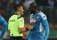 Udinese-Napoli, la moviola di CorSport: Mariani aiutato anche dalla sorte, niente rigore su Callejon e Lasagna