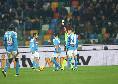 Udinese-Napoli, la moviola di Gazzetta: Mario Rui tocca di petto, ma la protesta è troppo veemente