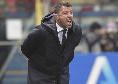 """Parma, D'Aversa al Napoli: """"Non vivono un momento facile ma in panchina c'è Ancelotti..."""""""