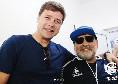 """Visita per Maradona, ecco Pochettino: """"Benvenuto!"""" [FOTO]"""