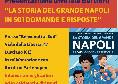"""""""La storia del grande Napoli in 501 domande e risposte' libro in vendita: giovedì la presentazione a Lusciano"""