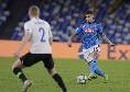 RILEGGI LA DIRETTA - Napoli-Genk 4-0 (3', 25' e 37' Milik, 74' Mertens): azzurri secondi nel girone