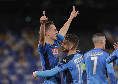 Sintesi Napoli-Genk 4-0: highlights e gol. Strepitoso Milik, Mertens con il cucchiaio [VIDEO]