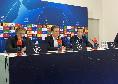 """Genk, Wolf in conferenza: """"Il Napoli era troppo forte per noi: hanno sfruttato gli spazi, si sentiva la differenza nella fame da gol. Errore iniziale? Capita..."""" [VIDEO CN24]"""