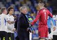 Dal saluto di Ancelotti alla gioia tripla di Milik: tutte le emozioni di Napoli-Genk [FOTOGALLERY CN24]