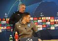 """Meret congeda Ancelotti: """"Un privilegio essere allenato da te! Grazie per tutto quello che ci hai trasmesso"""""""