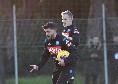 Primo allenamento Gattuso al Napoli, si rivede Ghoulam! Terapie per Maksimovic, partitina finale [FOTO]