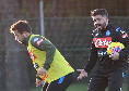 Napoli-Lazio, i convocati di Gattuso: out Younes e Allan! Terapie e lavoro personalizzato per Maksimovic, Mertens, Ghoulam e Koulibaly