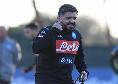 Napoli-Torino, i convocati di Gattuso: Mertens presente. Mancano Koulibaly, Llorente e Younes