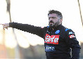 Gazzetta - Ieri prime prove di 4-3-3 per Gattuso: il belga Mertens verso un ritorno al passato