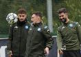 Sportitalia - Napoli-Parma, le probabili formazioni: Hysaj in vantaggio, scelto il tridente