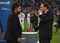 """Ravezzani lancia la bomba: """"Suning ha deciso, via Conte e dentro Allegri per l'Inter"""""""