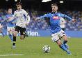 Napoli-Parma, Gattuso cambia Allan con Mertens: azzurri col 4-2-3-1