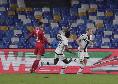 """Parma, Gervinho: """"Gara difficile contro questo Napoli, è stata una vittoria meritata! Europa? Pensiamo prima alla salvezza"""""""