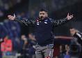 """Gattuso: """"Avremo di fronte una grande squadra, una grande sfida e due gare affascinanti. Le affronteremo senza paura"""""""