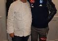 Gattuso a cena a Pompei dopo la sconfitta contro il Parma: presente anche il patron Aurelio De Laurentiis [FOTO]