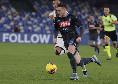 Il Napoli di Gattuso corre di più, dati confortanti nel match contro il Parma