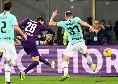 Fiorentina-Inter 1-1, Vlahovic pareggia al 92': beffa nel finale per i nerazzurri